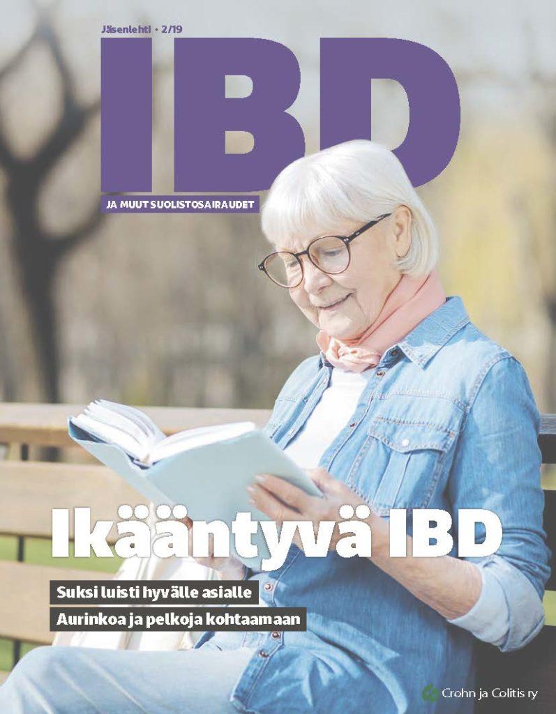 IBD 2/2019 lehden kansi